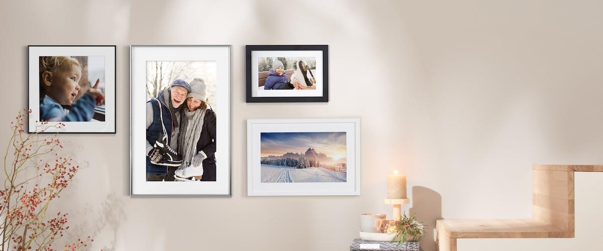 Gallery Wall - deine perfekte Bilderwand
