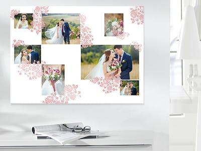 Von Einzelbild über Collage bis Designposter - Dein Bild wird im XXL-Format auf hochwertigem Fotopapier gedruckt.