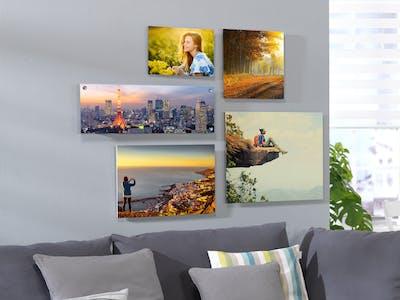 Pixum Wanddecoratie Foto Vergroten Op Platina Kwaliteit Materiaal