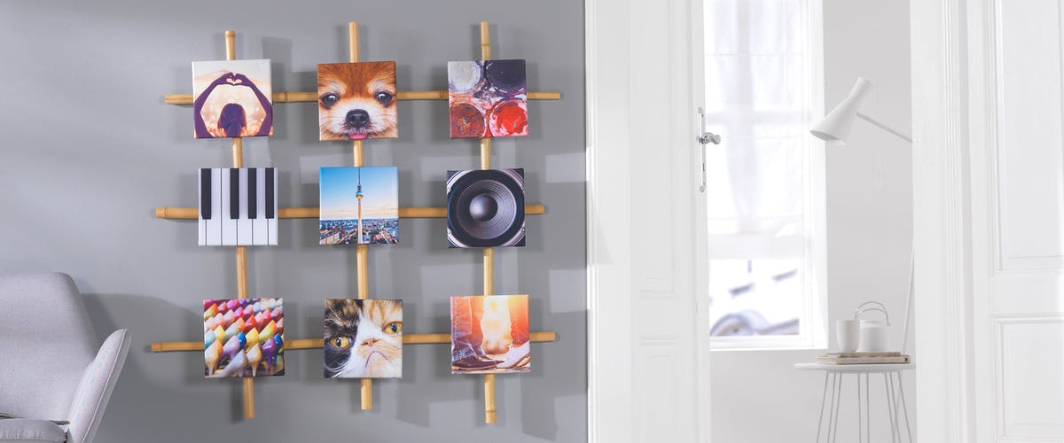 Get creative with Wall Art