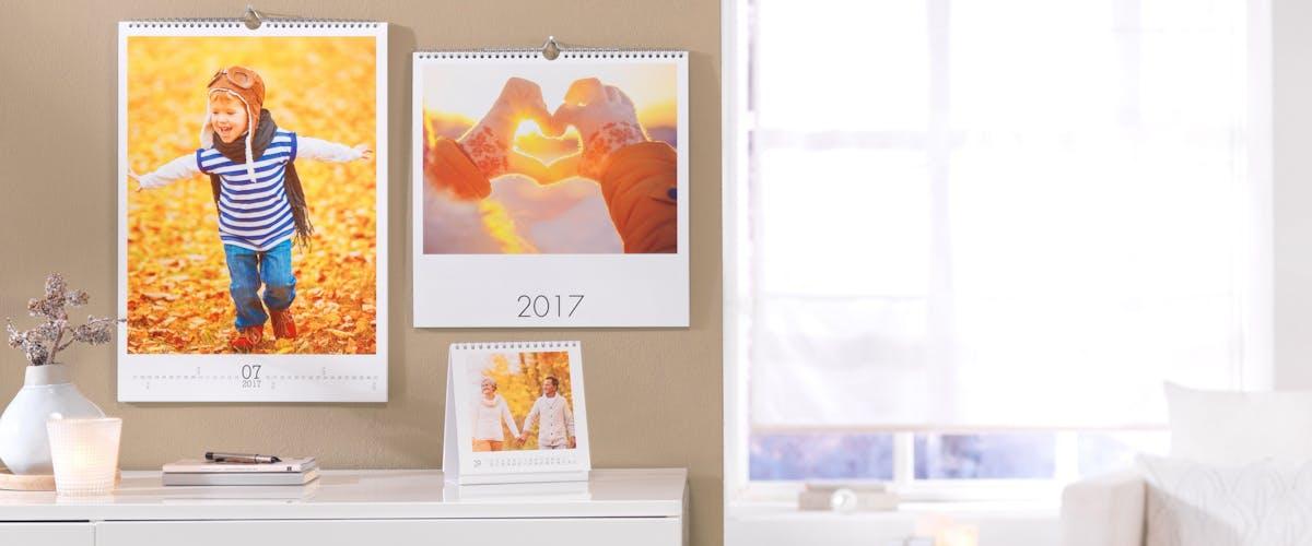 Geschenkgutschein für den Fotokalender