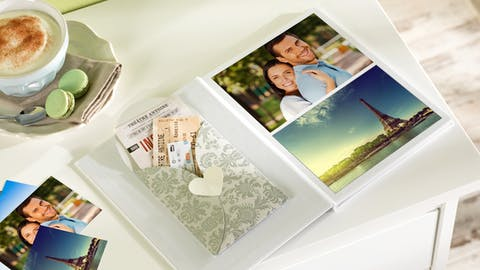 Idées créatives pour votre Livre photo Pixum
