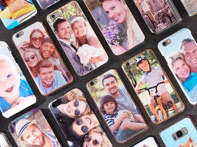Qual der Wahl bei kleinem Geldbeutel? Auch die günstigen Handyhüllen von Pixum bietet Rundumschutz mit persönlichem Touch!