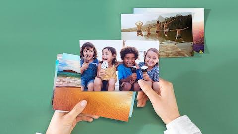 Revelado de 25 fotos gratis