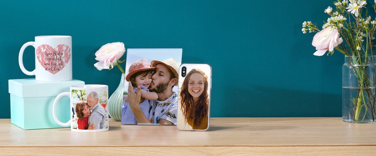 DIY ideas for photo gifts
