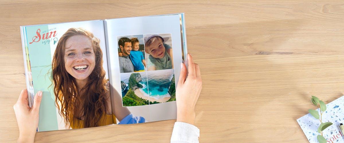 Dein erstes Pixum Fotobuch