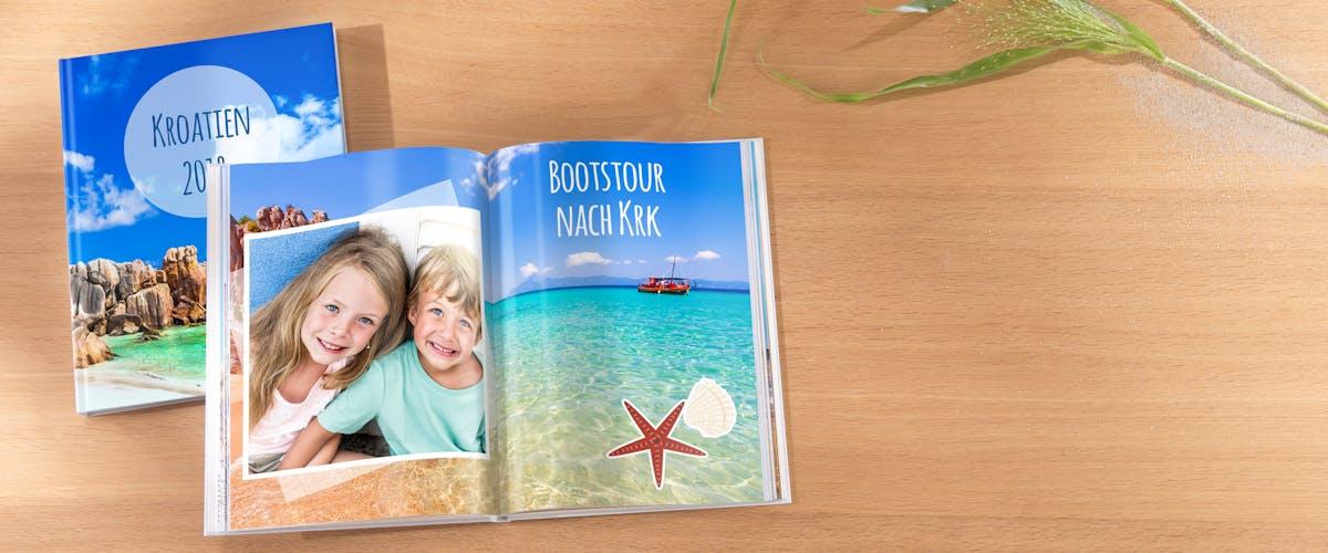 Reisefotobuch gestalten