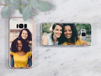 Ob mit Namen, Sprüchen oder einfach nur schönem Foto: Kreieren Sie Ihre Handyhülle individuell!