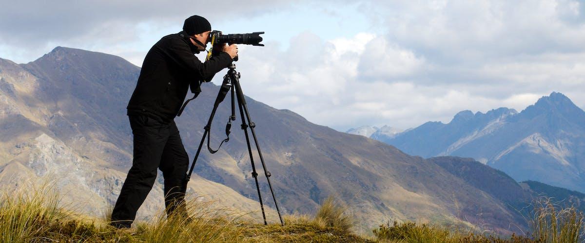 Tauche ein - in die Welt der Fotografie