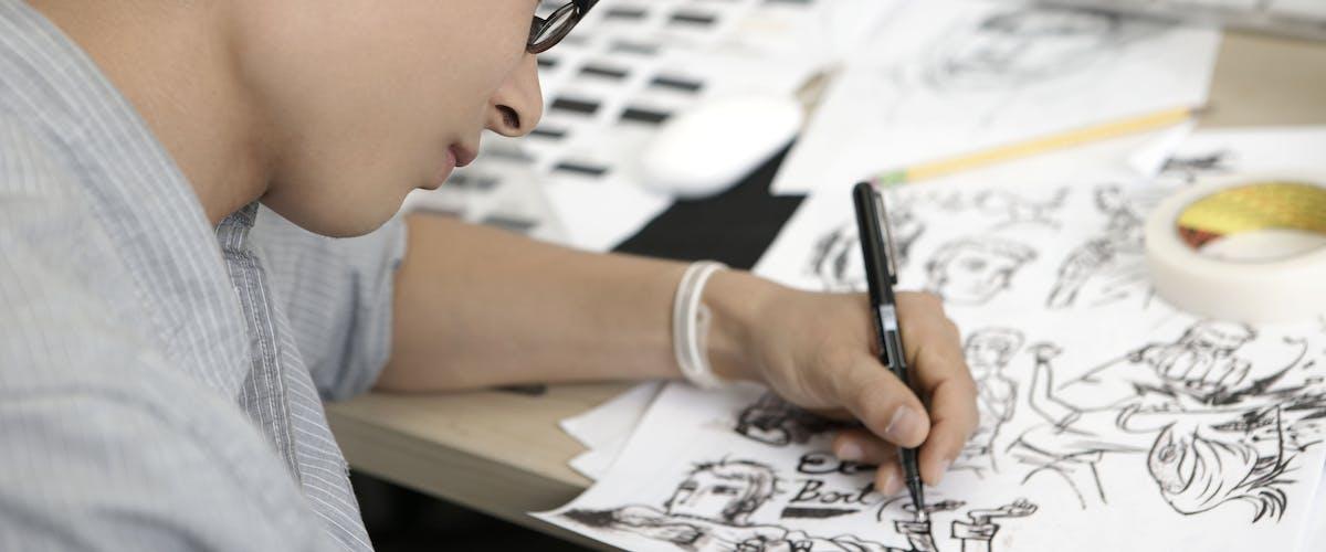Comic & Co. selbst gestalten