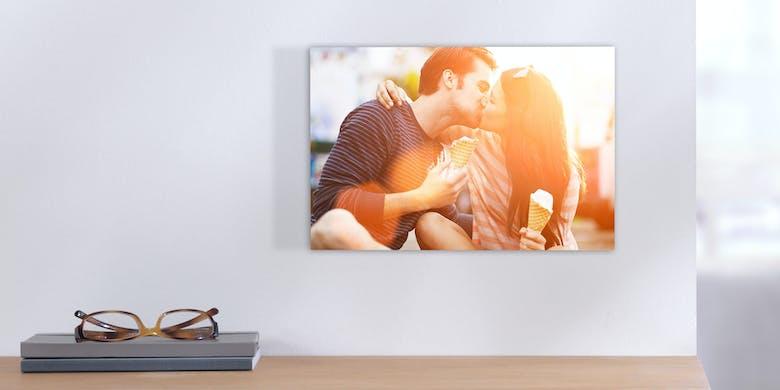 Maak nu jouw eigen foto achter acrylglas