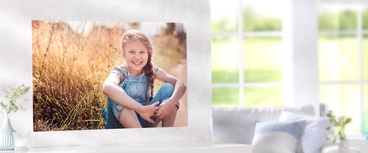 Ihre Fotos in groß!