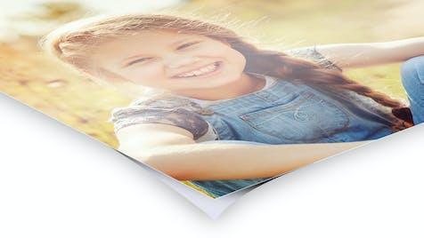 Adhesive Photo Poster