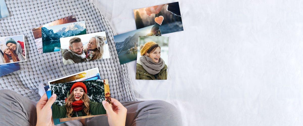 Fotoabzüge auf Premiumpapier