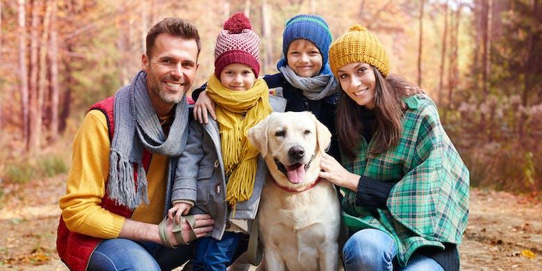 Familienmomente festhalten