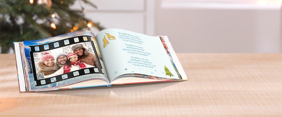 Fotoboek als liedjesboek ontwerpen