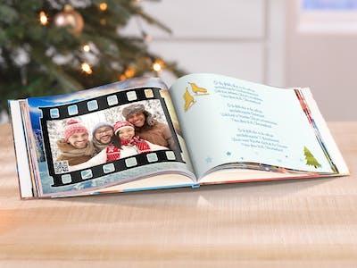 Fotobuch als Liederbuch