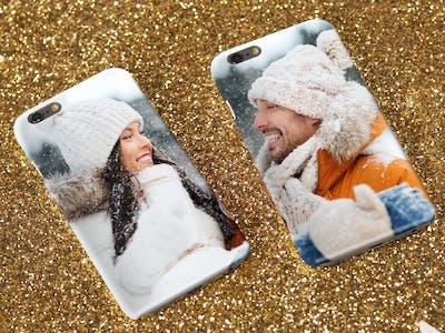 Ob für den Partner oder Best Friends: Über eine selbst gestaltete Handyhülle freut sich jeder Smartphone-Nutzer!