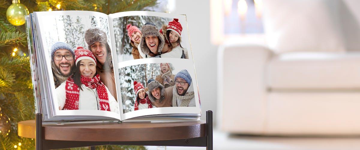 Ideaal als cadeau: een fotoboek tegoedbon