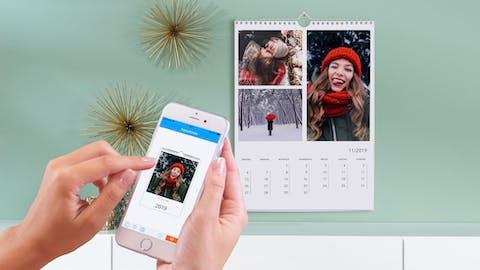 Zeige deinen Fotokalender