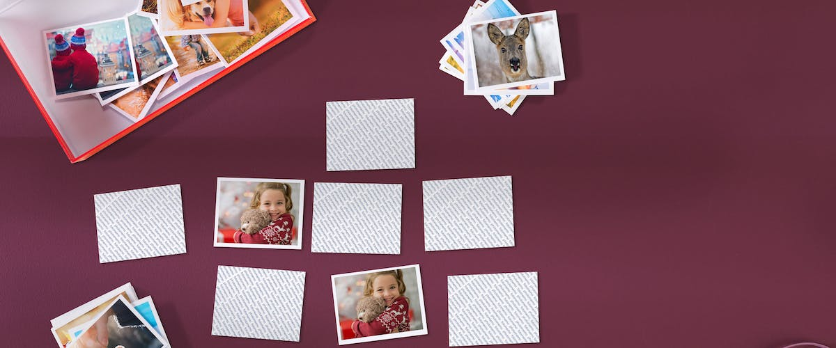 Photo Memory Game - Train your brain