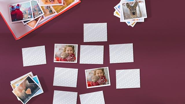 Onwijs Memory spel zelf maken met jouw foto's   Pixum VT-05