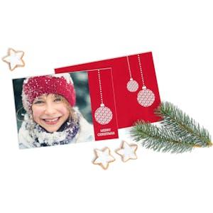 Cartes de Noël & voeux