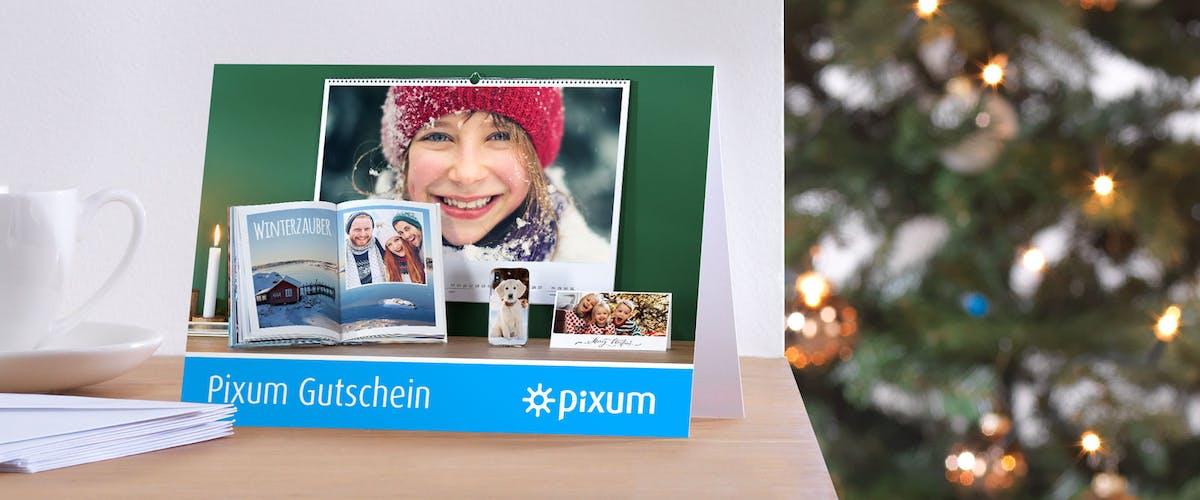 Pixum Gutschein zu Weihnachten