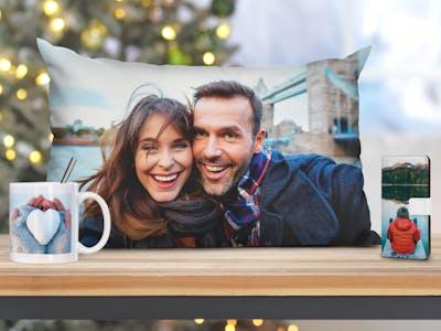 Mit kleinen und großen Fotogeschenken machen Sie Ihren Lieben überall eine ganz besondere Freude!