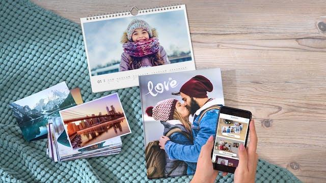 Appli Pixum - Création rapide de livre photo | Pixum