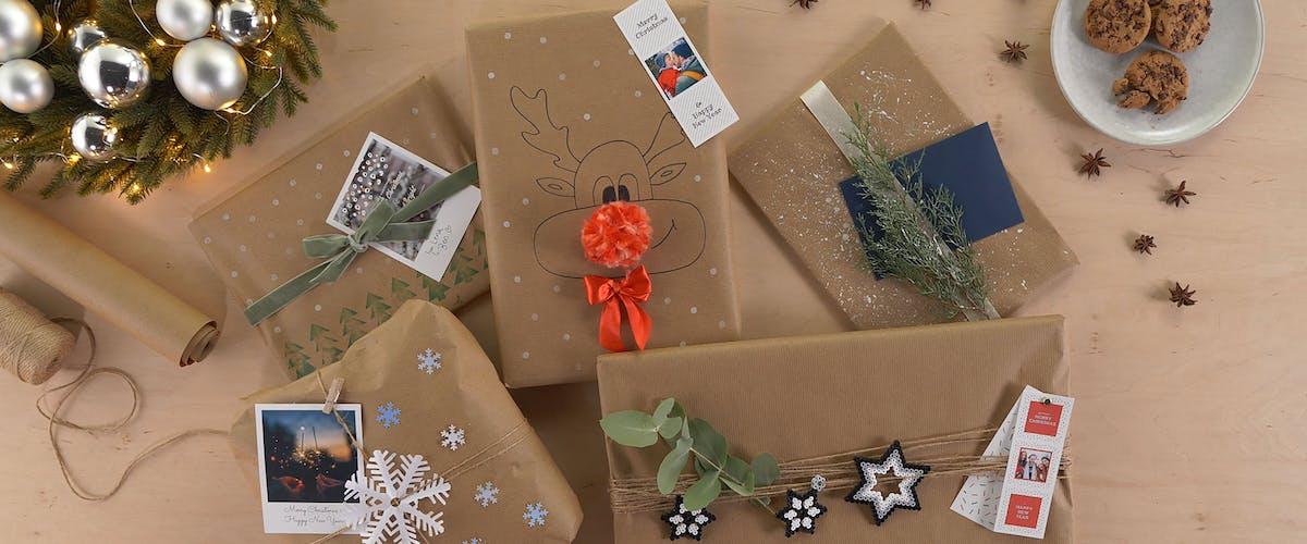 Idées DIY : Emballage cadeau