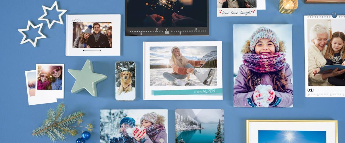 Regalos de Navidad personalizados con tus fotos