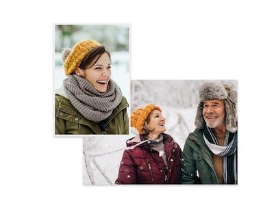 Freisteller der Pixum Fotoabzüge mit Premium Fotos.