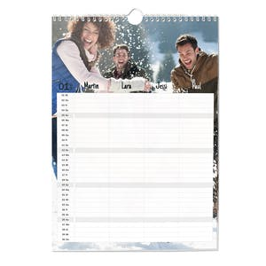 Calendarios agenda