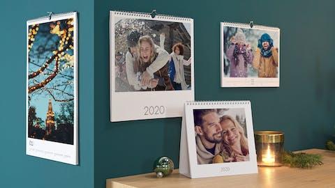 Pixums fotokalender: Tips og tricks