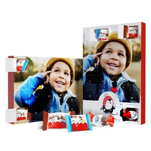 with kinder® chocolates