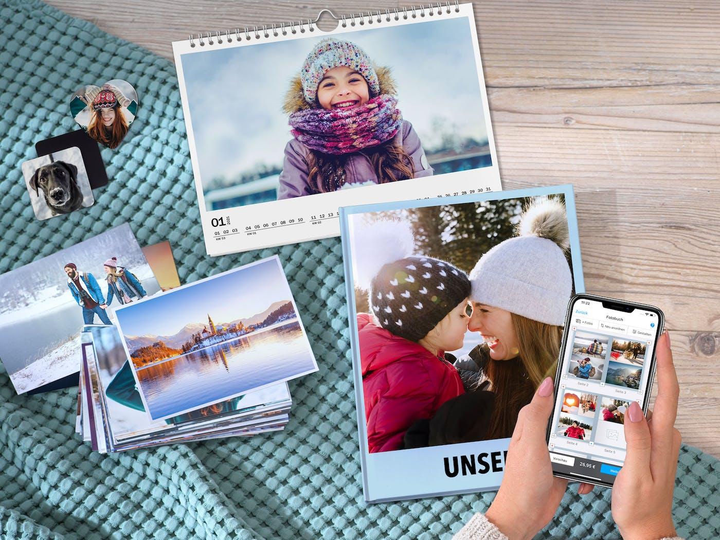 Pixum Online Adventskalender