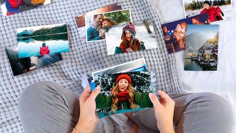 25 Fotoabzüge im 10 cm Format geschenkt