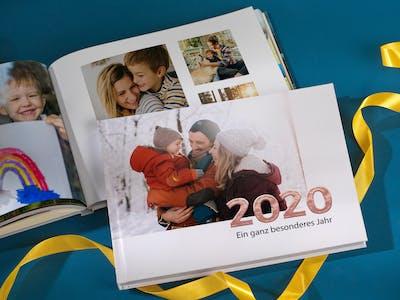 Fotobuch für das Jahr 2020