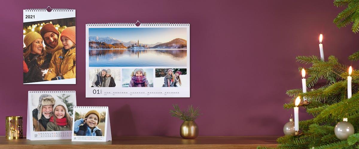 Fotokalender erstellen