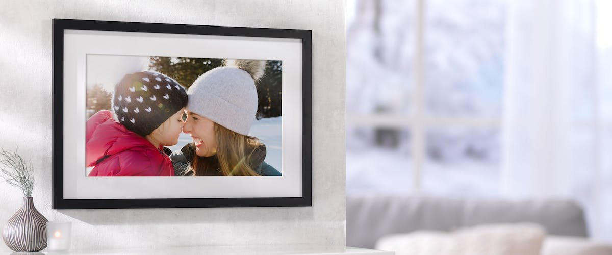 THE PERFECT PHOTO FRAME FOR YOUR GREAT SHOT