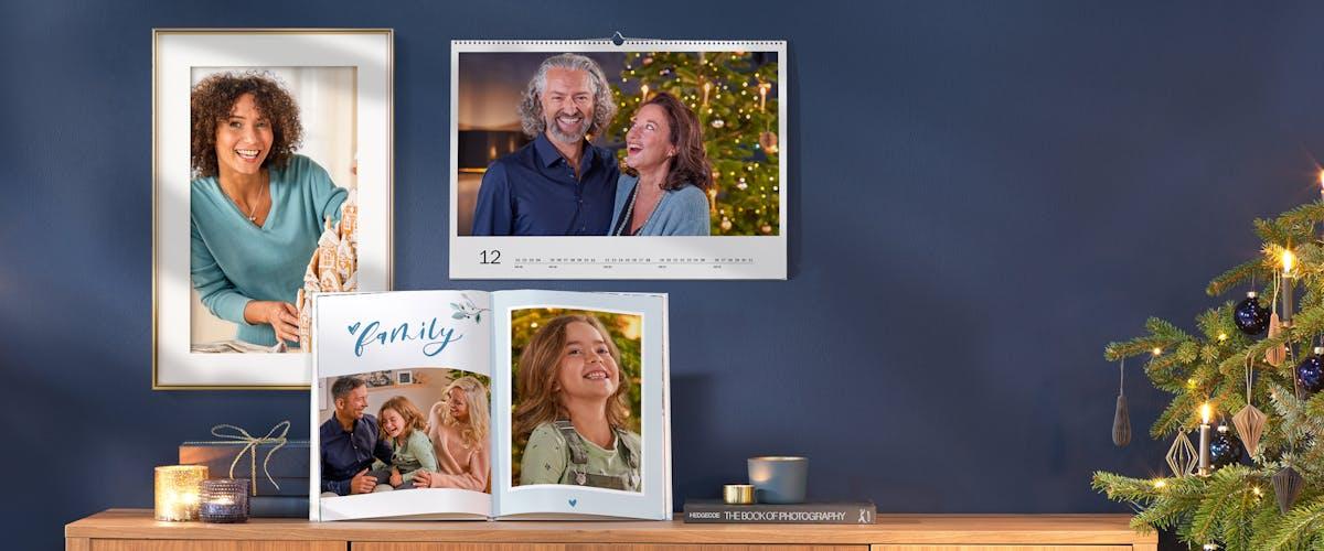 Regalos de Navidad personalizados con fotos