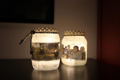 Betoverende fotolampjes: DIY-tip