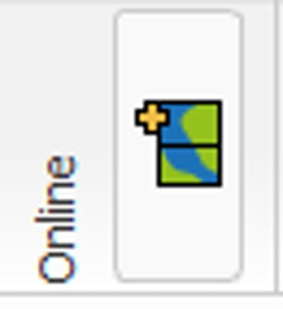 Mit nur einem Klick die Landkartenfunktion starten