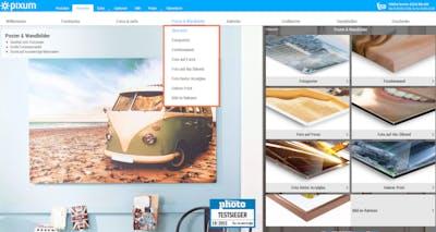 Wandbild gestalten - Schritt 1: Software herunterladen & starten