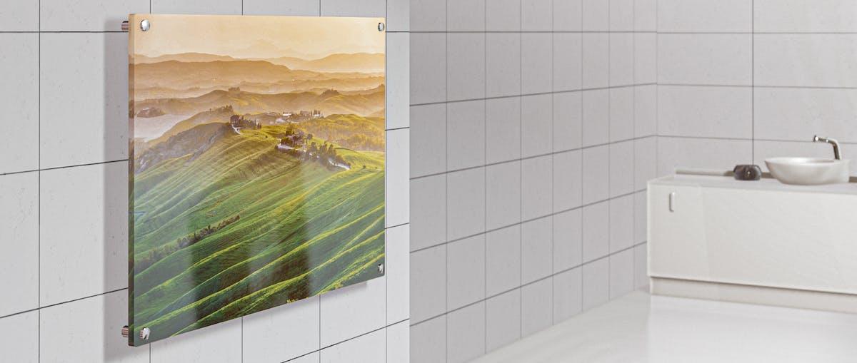 Acrylglas für die Küche